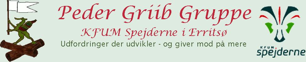 Peder Griib Gruppe, KFUM Spejderne i Erritsø